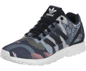 Adidas ZX Flux W core blackcore blackftwr white camouflage