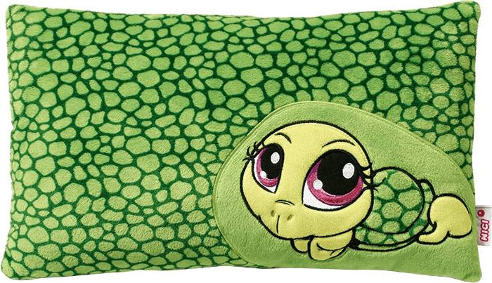 NICI Sweethearts Kissen Schildkröte grün
