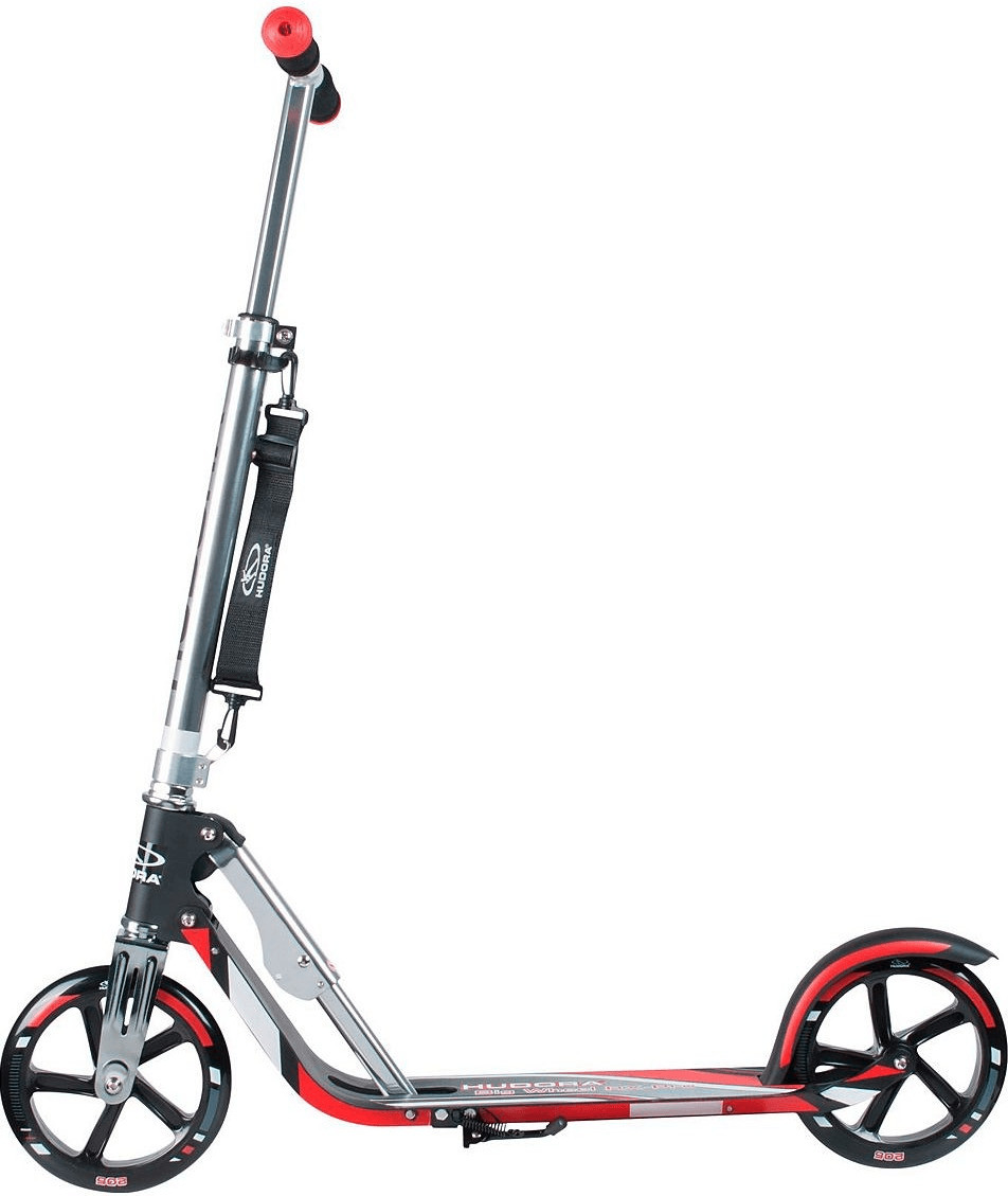 Hudora Big Wheel RX-Pro 205 rot/schwarz (14758)