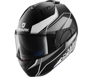 Shark Casque Moto EVO-ONE 2 BLANK BLK Noir Taille M