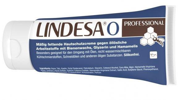 Lindesa O Handcreme (100ml)
