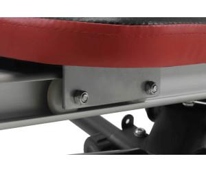 ROWER COMPACT Vogatore COMPATTO pistone idraulico 12 livelli TOORX RICHIUDIBILE