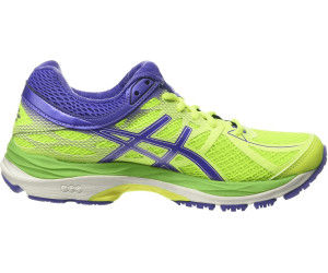 asics gel cumulus 17 flash yellow
