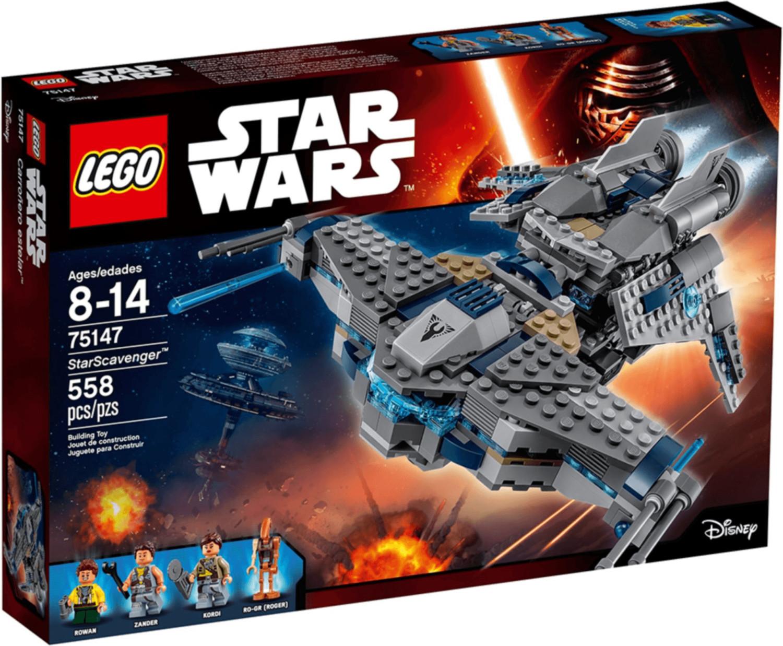 LEGO Star Wars - Star Scavenger (75147)