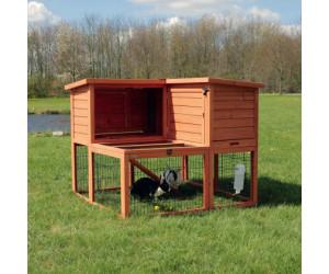 trixie natura kleintierstall mit freilaufgehege 62406 ab 227 00 preisvergleich bei. Black Bedroom Furniture Sets. Home Design Ideas