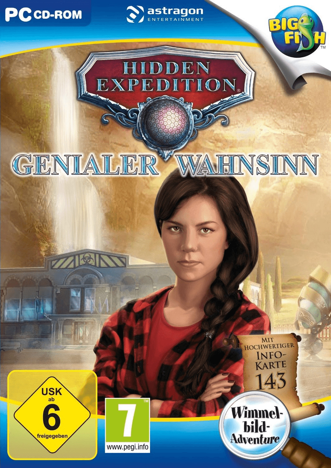 Hidden Expedition: Genialer Wahnsinn (PC)