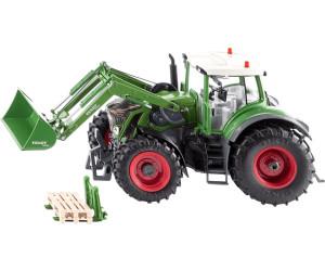 Modellbahnen licht schlüter traktor s grün mit frontlader h