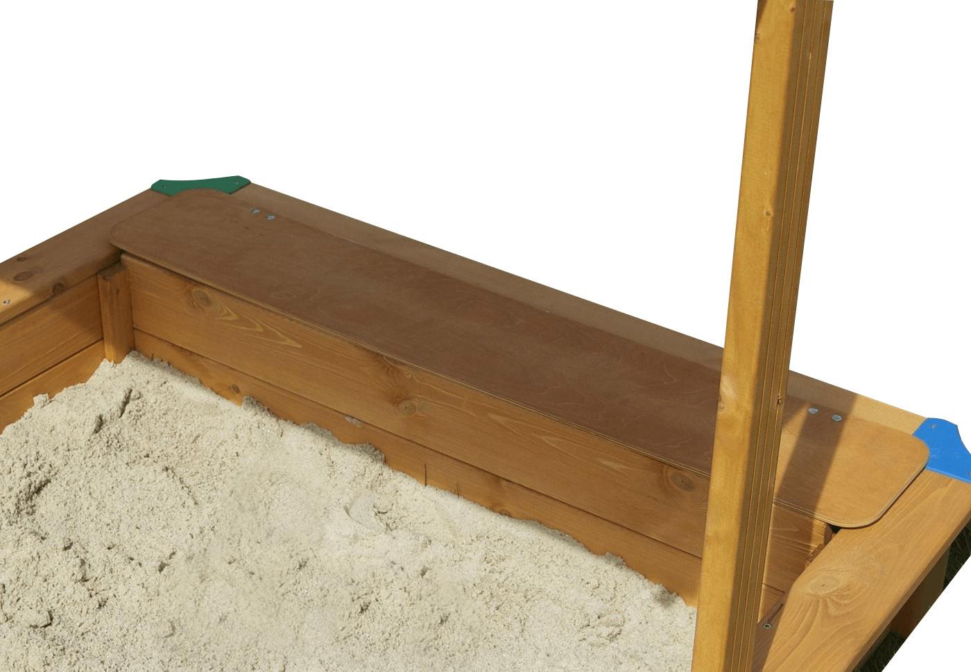 Gaspo Spielzeuglade für Sandkasten MICKEY