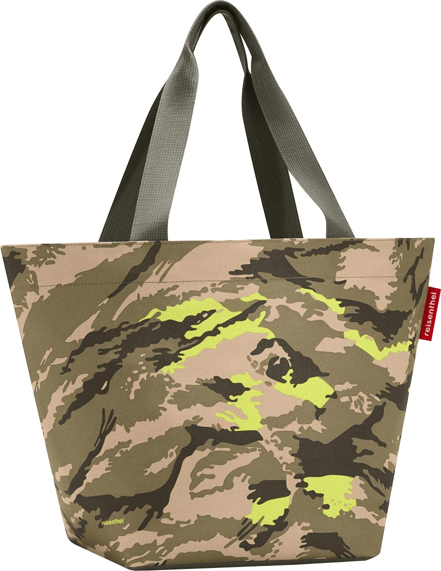 Reisenthel Shopper M camouflage