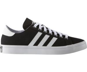 Adidas Court Vantage core black/ftwr white/metallic silver-sld au meilleur  prix sur idealo.fr
