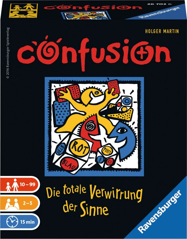 Ravensburger Confusion (26702)
