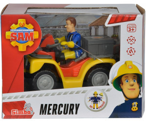 günstig kaufen 109257657 Simba Feuerwehrmann Sam Mercury-Quad