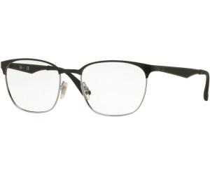 RAY BAN RAY-BAN Brille » RX6356«, schwarz, 2861 - schwarz