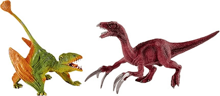 Schleich Dimorphodon und Therizinosaurus (41425)