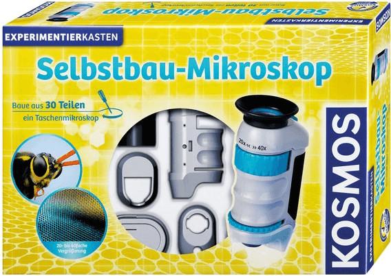 Kosmos Selbstbau-Mikroskop