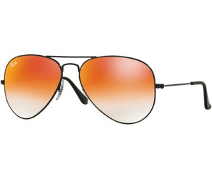 Ray-Ban RB3025 Sonnenbrille Schwarz 002/4W 58mm Ok8A6