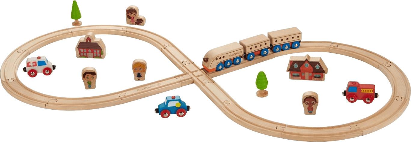 EverEarth Eisenbahn Starterset