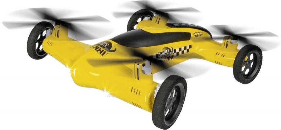 Carson X4 Space Taxi