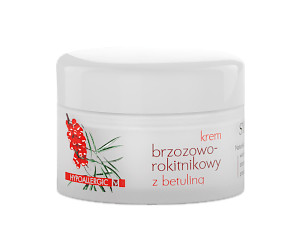 Sylveco Birch and Seabuckthorn Cream with Betulin (50ml)