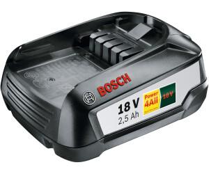 Bosch PBA 18V 2,5 Ah W B (1 600 A00 5B0) ab € 39,90