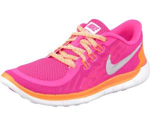 Nike Free 5.0 2014 GS Girls pink power/metallic silver/white ab 71,78 €    Preisvergleich bei idealo.de