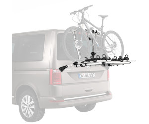 Volkswagen 7E0071104 Original VW T6 Fahrradtr/äger max 4 Fahrr/äder Nicht f/ür elektrische Heckklappe