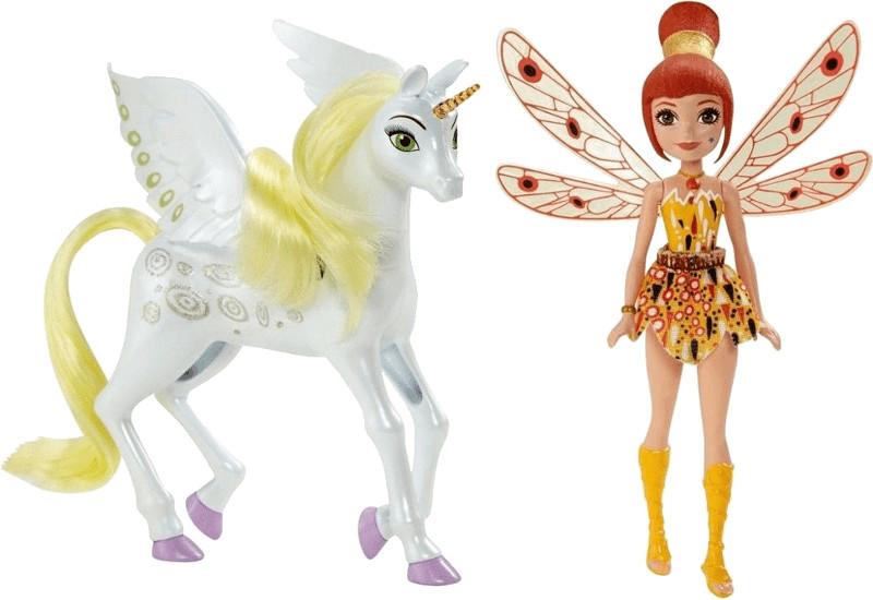 Mattel Mia and Me - Yuko und Einhorn Onchao