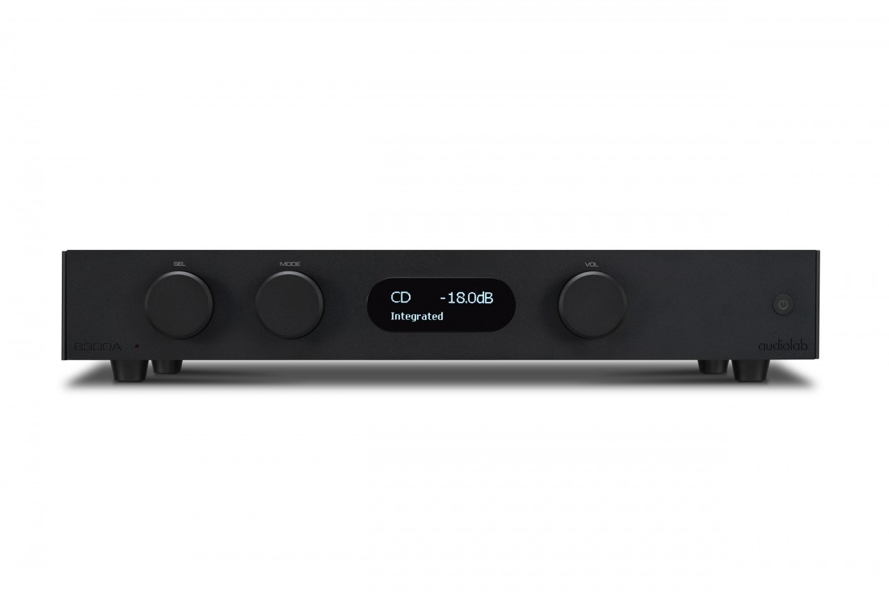 Image of Audiolab 8300 A