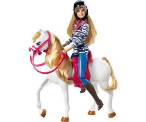 barbie et son cheval au meilleur prix sur. Black Bedroom Furniture Sets. Home Design Ideas