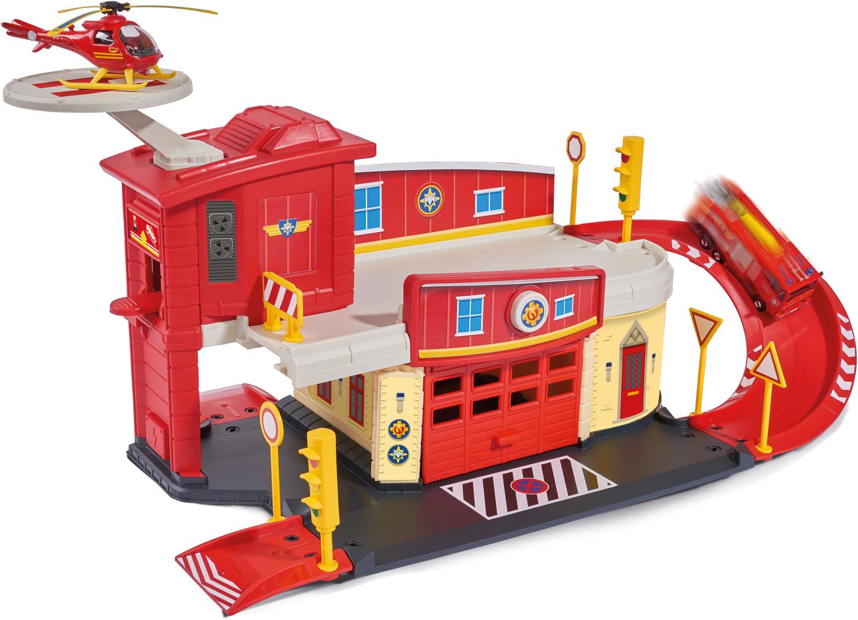 Simba Feuerwehrmann Sam - Feuerwehrstation