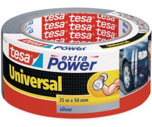 Sehr Tesa Extra Power Universal Gewebeband 25m x 50mm ab 4,23 QR36