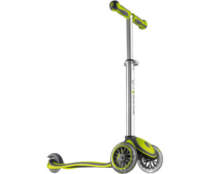 Image of Authentic Sports My Free Kids 3 Wheels Scooter bi-inject green grey