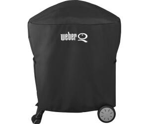 Weber Elektrogrill Q 1400 Vs 2400 : Weber abdeckhaube premium für q ab