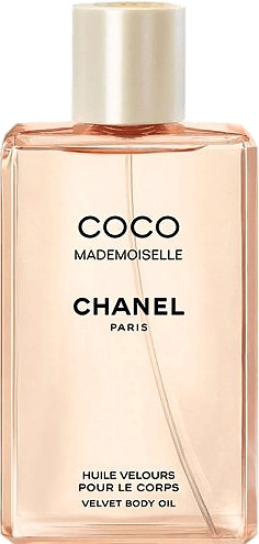 Image of Chanel Coco Mademoiselle Body Oil (200ml)