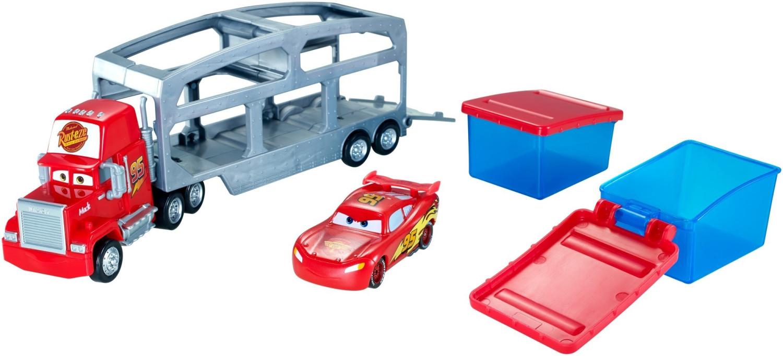 Mattel Cars - Macks Farbwechsel Station