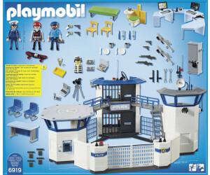 commissariat de police avec prison 6919. Black Bedroom Furniture Sets. Home Design Ideas