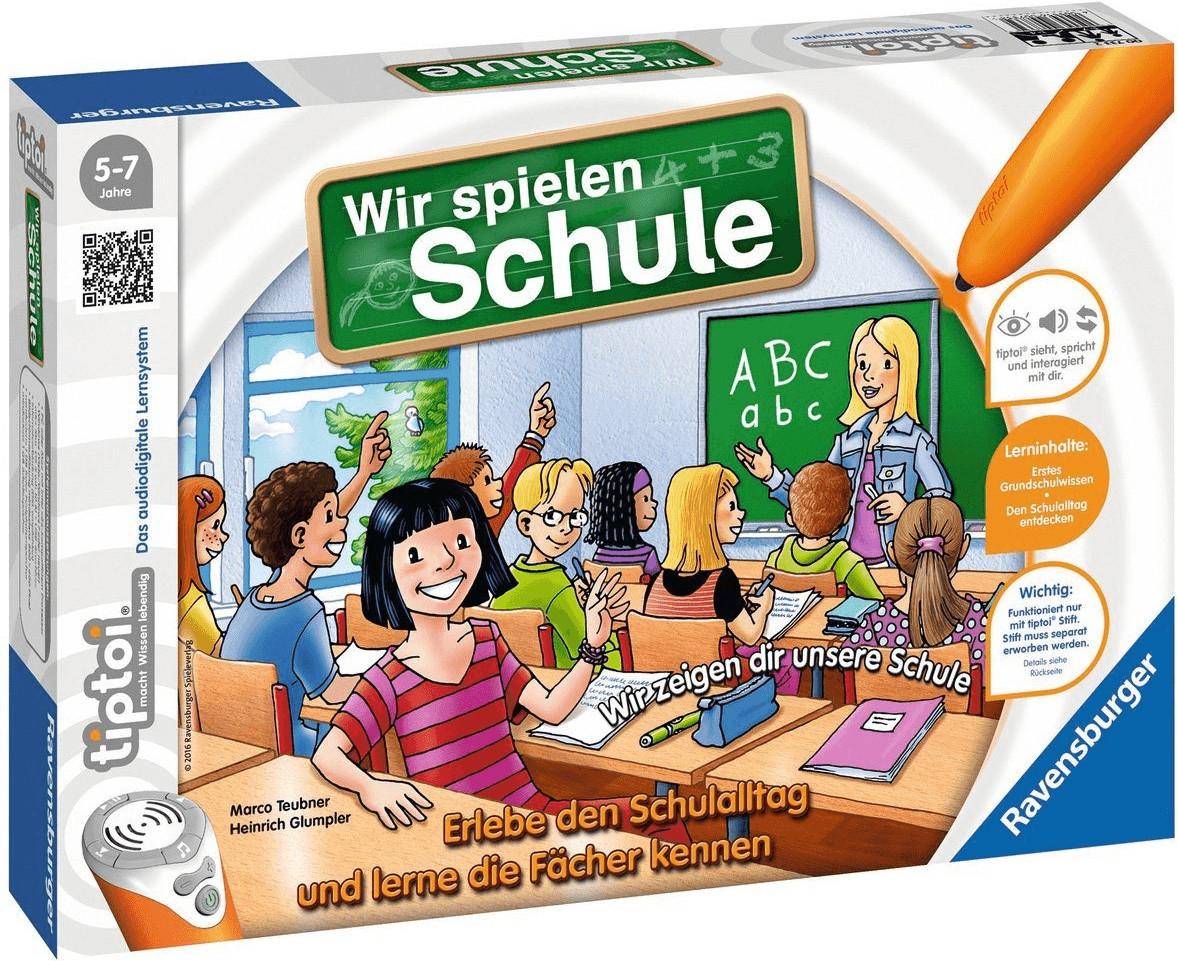 Ravensburger tiptoi - Wir spielen Schule (00733)