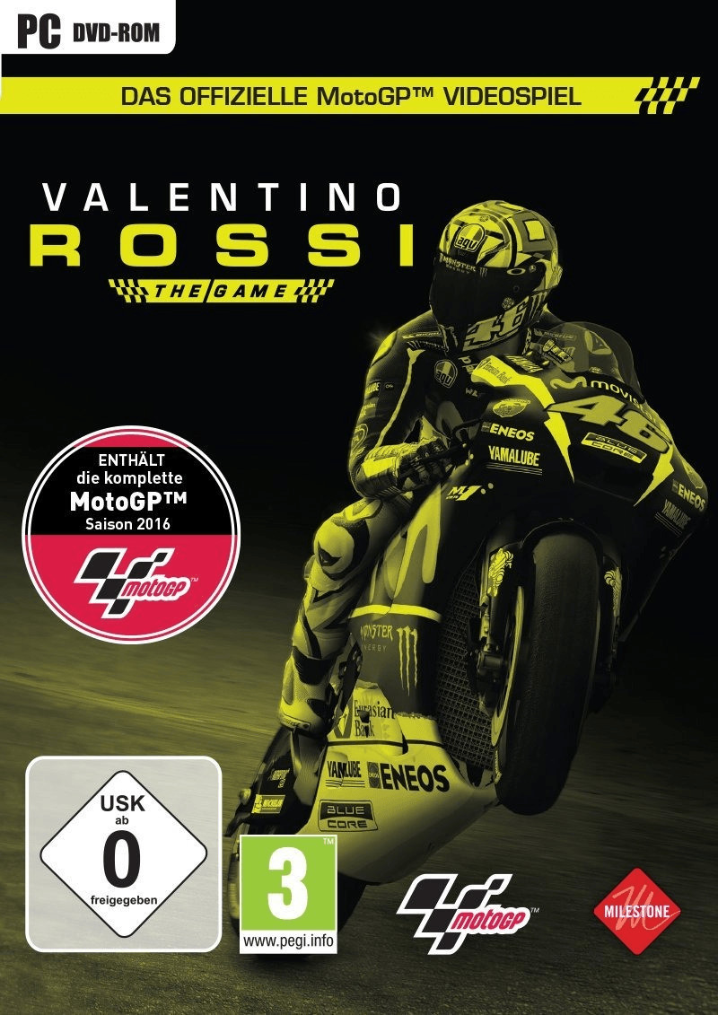 Valentino Rossi: The Game (PC)