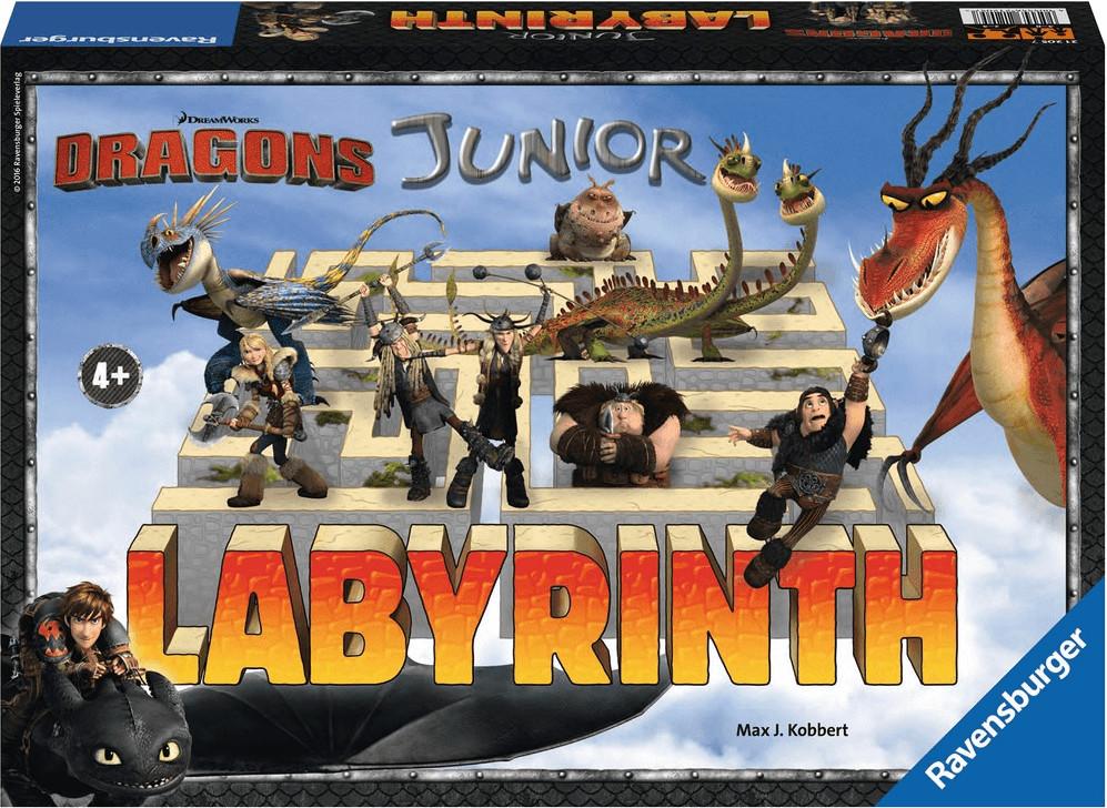 Ravensburger Dragons Junior Labyrinth