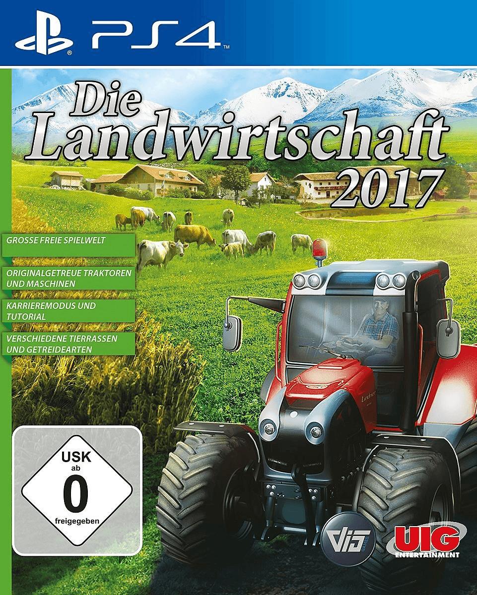 Die Landwirtschaft 2017 (PS4)