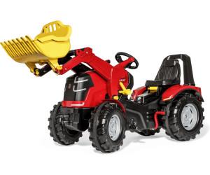 Rolly toys rollyx trac premium mit lader und bremse ab
