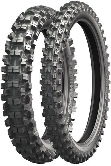 Michelin StarCross 5 Medium 120/80-19 63M