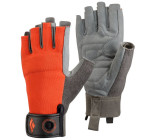 b0bd5f2d7f0b2 Buy Black Diamond Crag Half-Finger Glove from £11.93 – Best Deals on ...