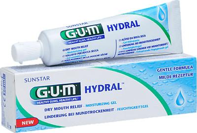 GUM Hydral Feuchtigkeitsgel (50ml)
