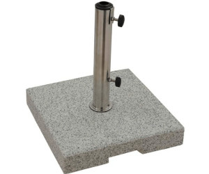 doppler granit schirmst nder 25 48 mm 25 kg ab 44 95 preisvergleich bei. Black Bedroom Furniture Sets. Home Design Ideas