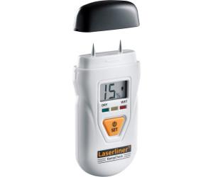 Laserliner DampCheck 082.003A  Feuchtigkeits und Temperaturmessgerät