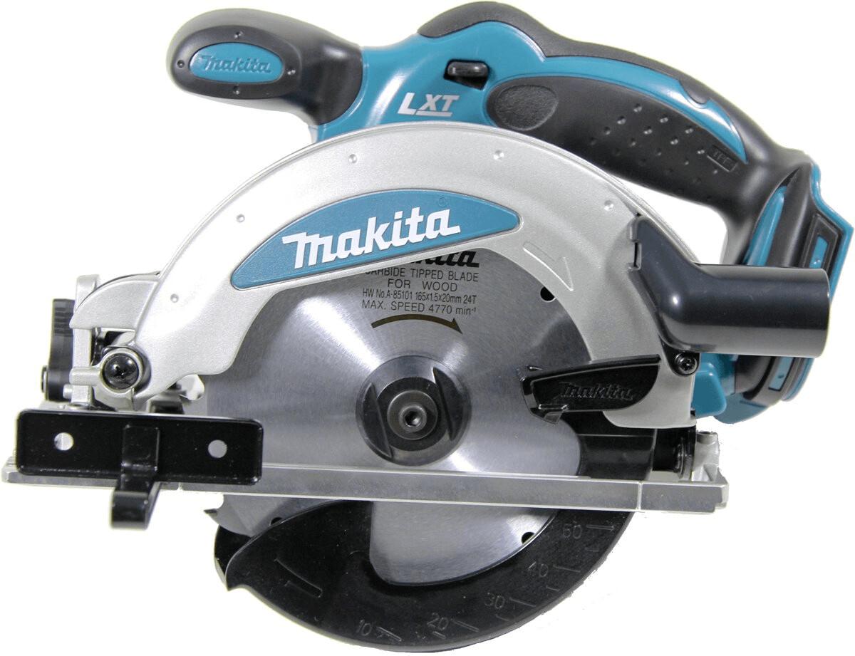 MAKITA DSS610 RMJ Akku Handkreissäge 18V LXT Kreissäge Werkzeug Set