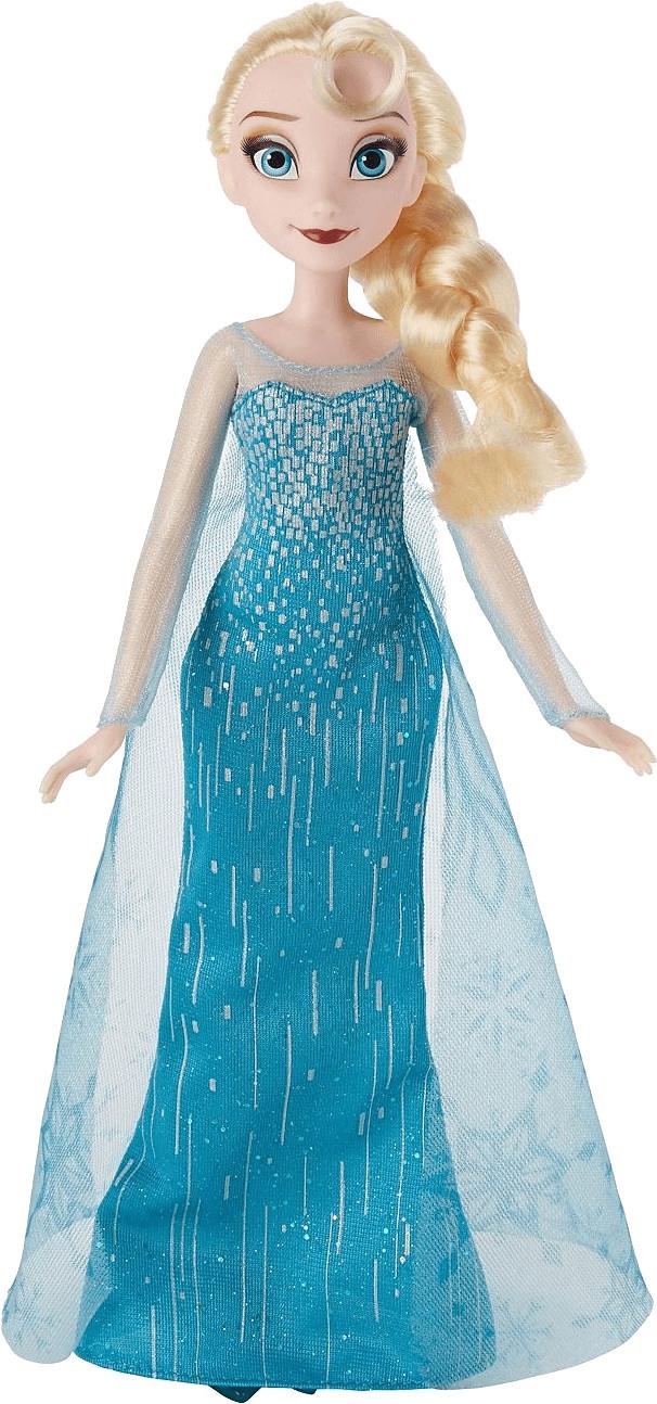 Hasbro Disney Prinzessin Schimmerglanz - Elsa