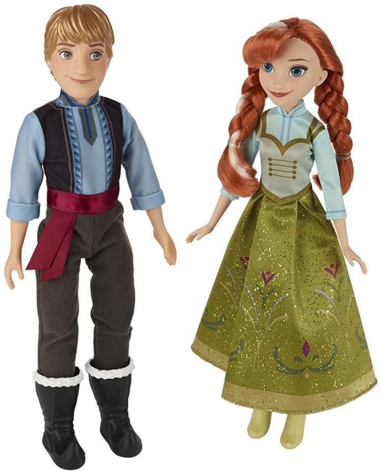 Hasbro Anna & Kristoff aus der Schneekönigin