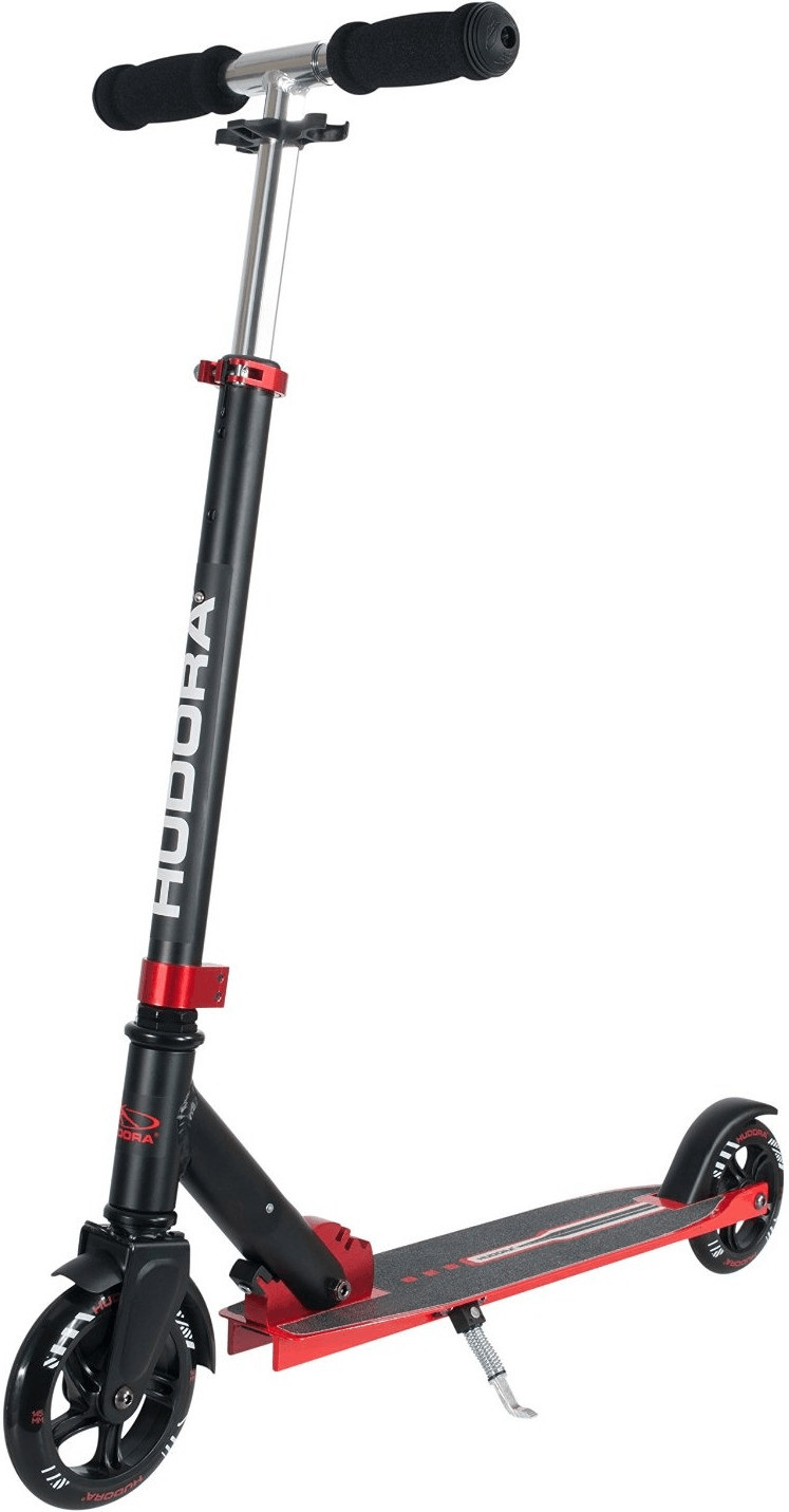 Hudora Big Wheel Bold 145 black red